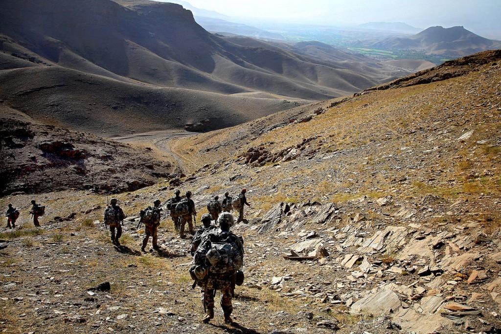 Ali frygter for følgerne, når de internationale tropper trækker sig ud af Afghanistan. Foto: Sgt. Teddy Wade/U.S. Army