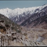 Nuristan is located high up in the mountains and is relatively isolated from the rest of Afghanistan. Photo: the Moesgaard Museum archives, 1953-'55