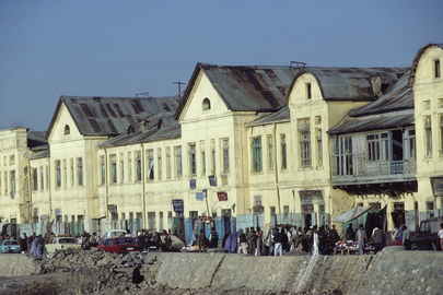 Kabul as it looked in 1988, when Taj and Aliha lived there. Photo: UN Photo/John Isaac