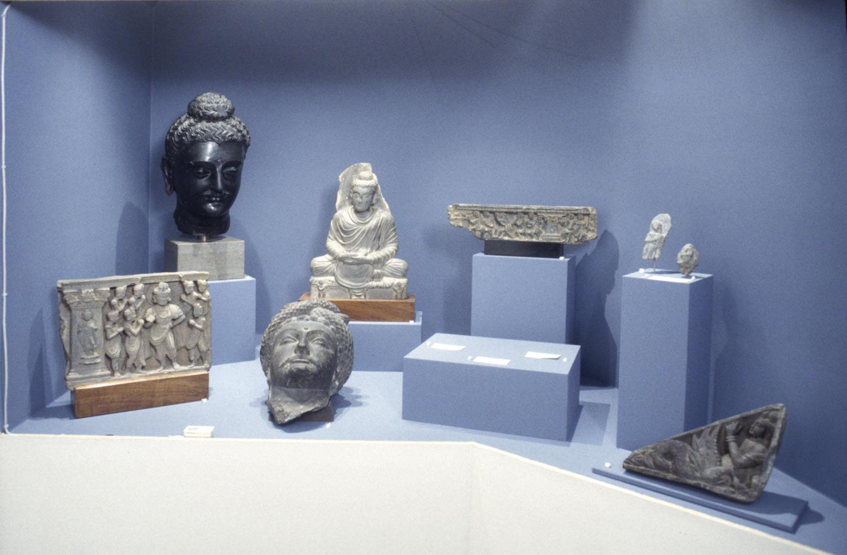 Objects from pre-Islamic Afghanistan. Photo: Moesgaard Museum