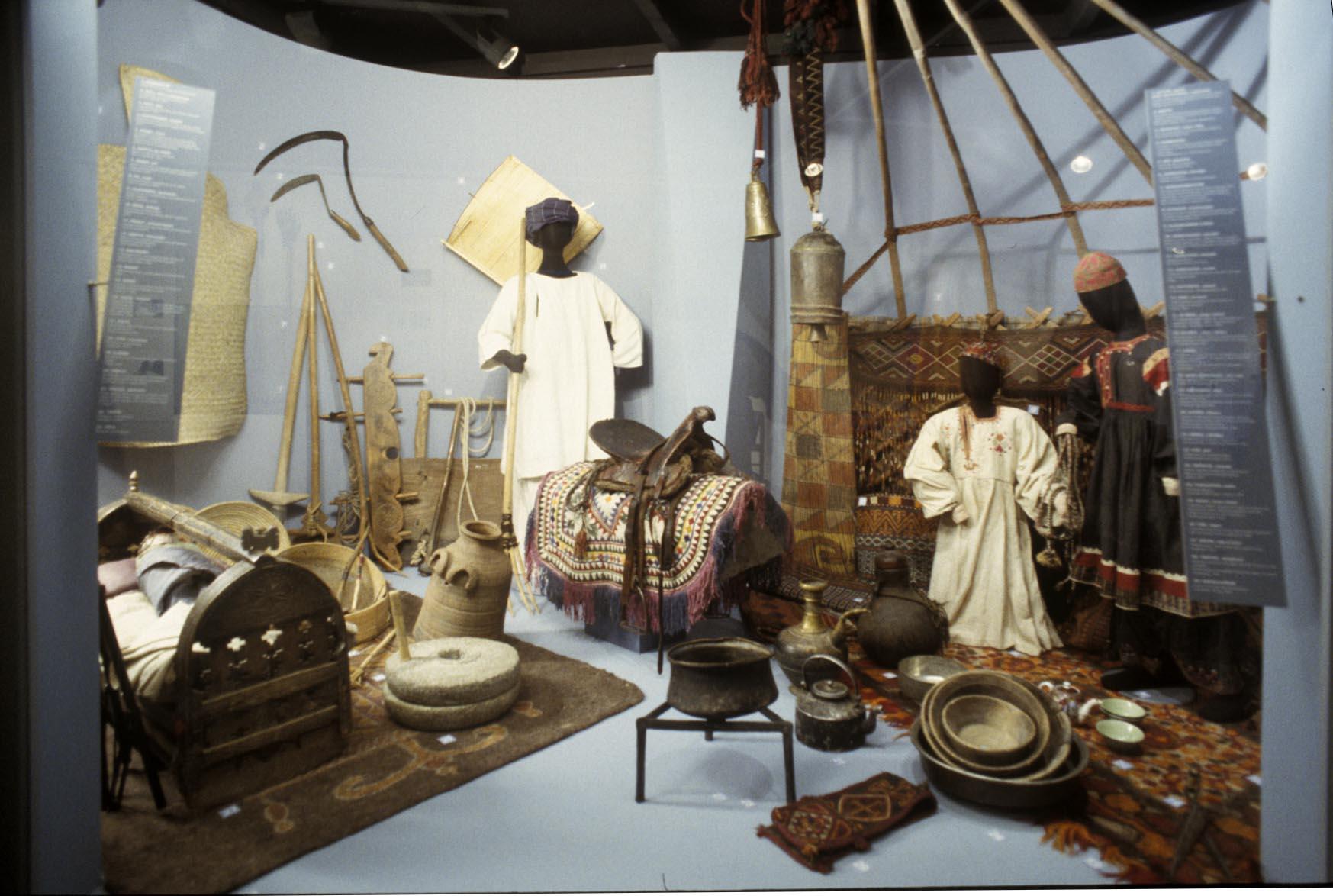 More artifacts on display. Photo: Moesgaard Museum