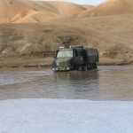The conditions in Afghanistan can take their toll on the equipment. Photo: HOK – the soldiers' photos, 2008