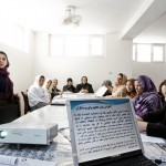 Much work is invested in improving women's situation in Afghanistan. Photo: Lars Schmidt, 2010-'13